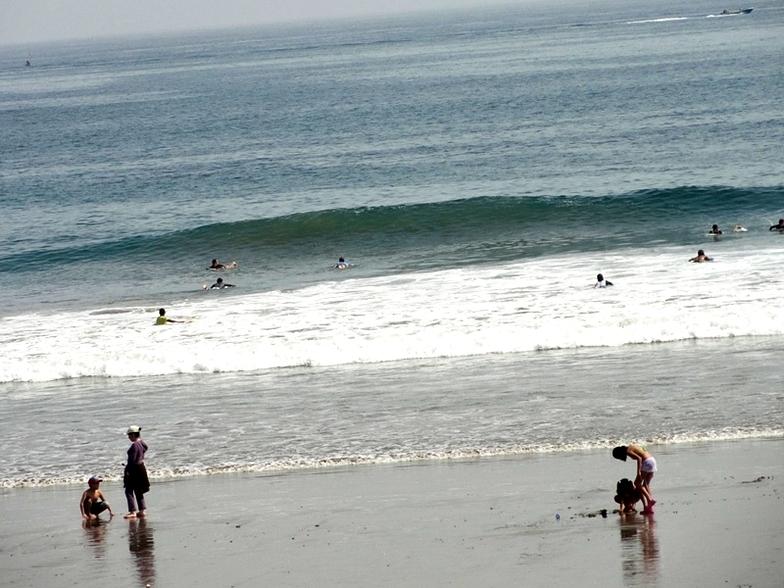 El Murcielago surf break