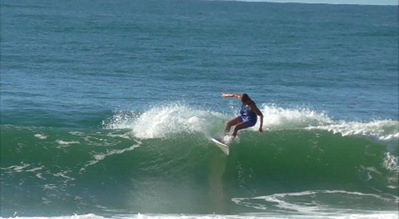 Noosa - Tea Tree Bay surf break