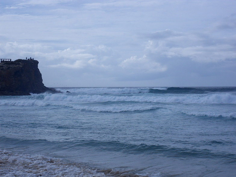 Carrapateira surf break