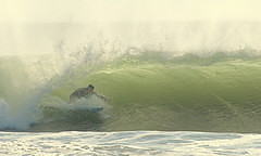 Doran Beach surf break