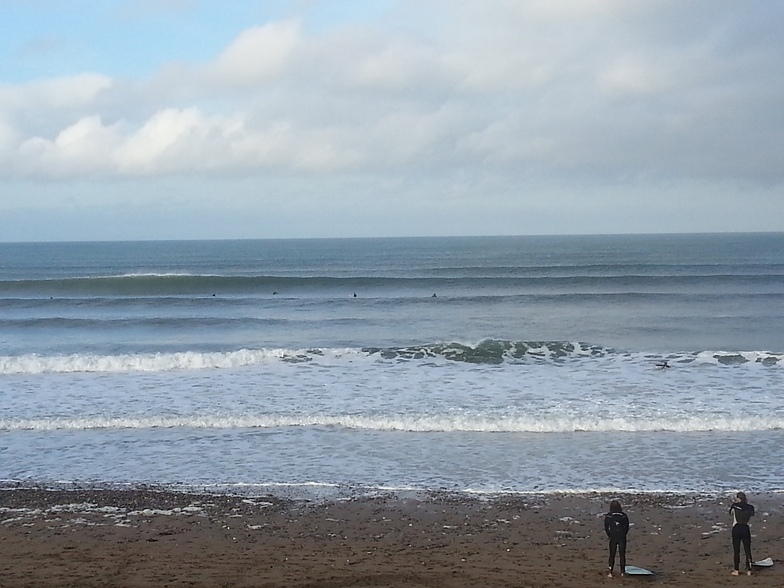 Widemouth Bay break guide