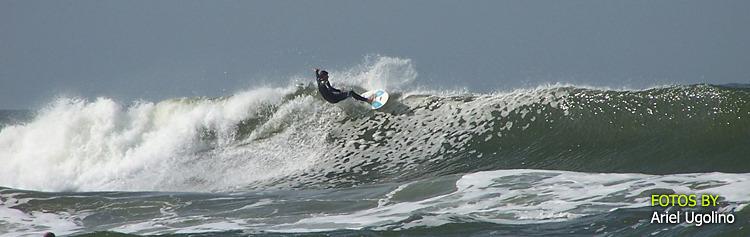 El Emir surf break