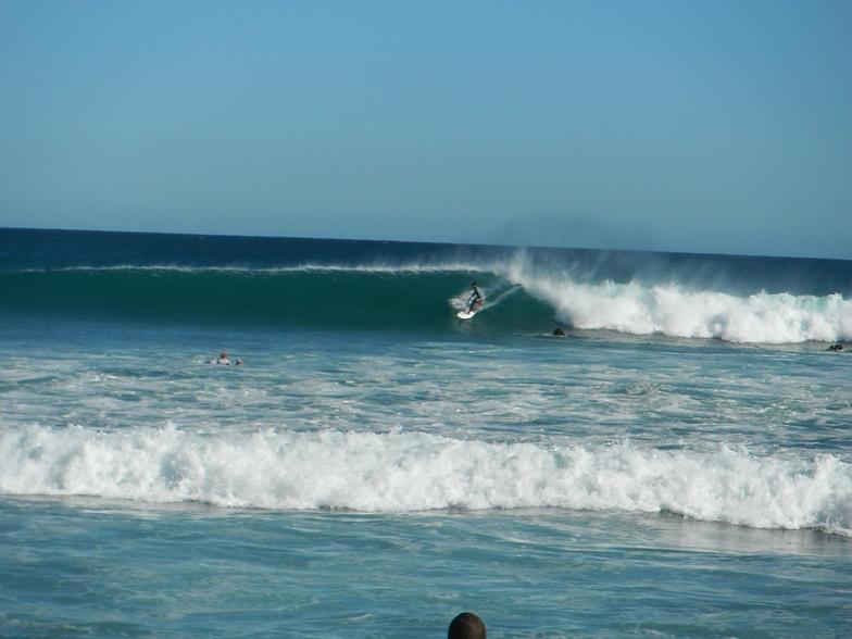 Dunes surf break