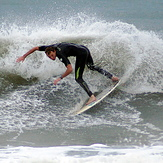 Zachary Valenti, Surf City Pier