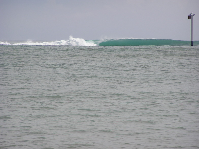 Wewak Point surf break