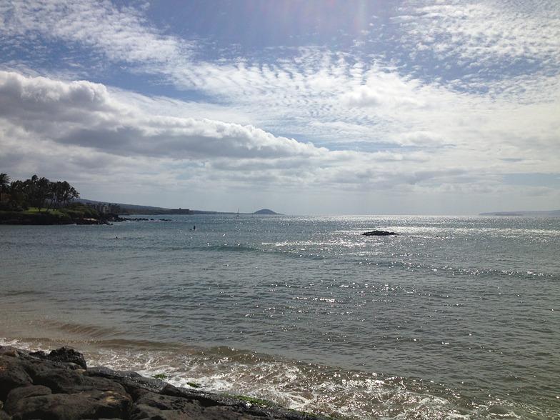 Kihei Cove break guide