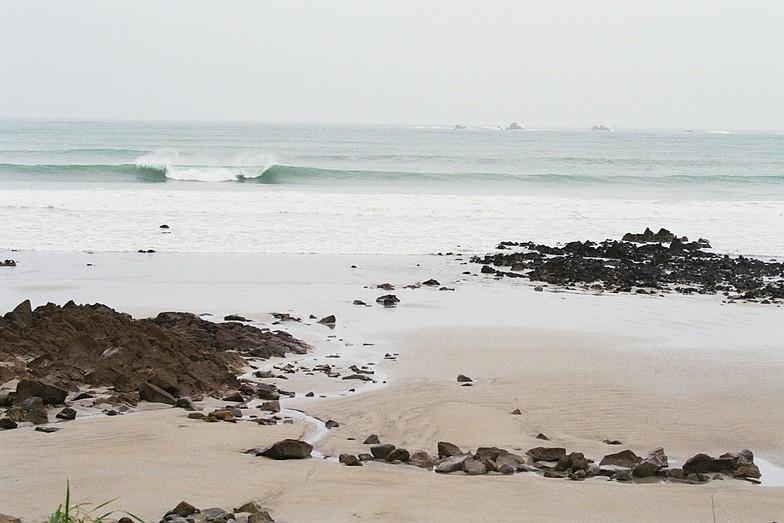 St Jean de Doigt surf break