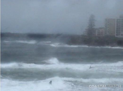 Elouera (Cronulla) surf break