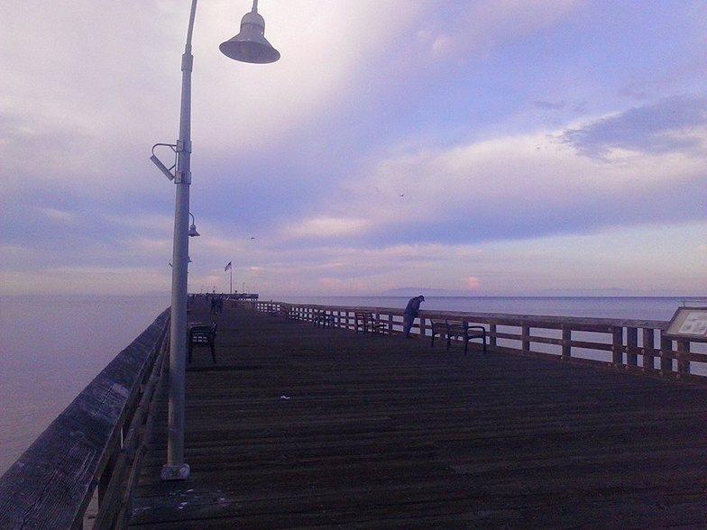 sunrise in ventura, Ventura Point