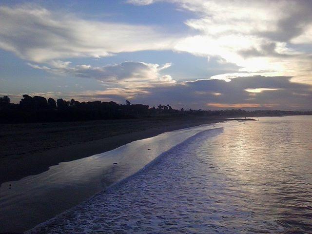 Sunrise, Ventura Point