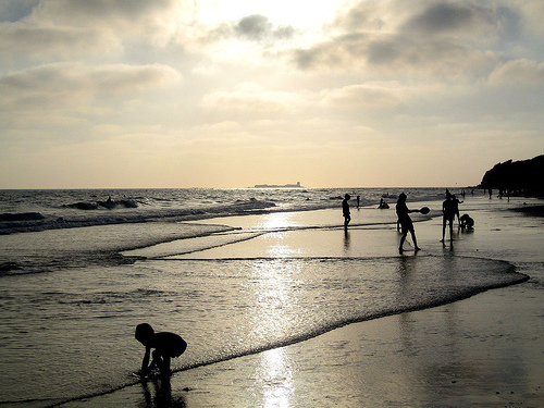 Chiclana de la Frontera surf break
