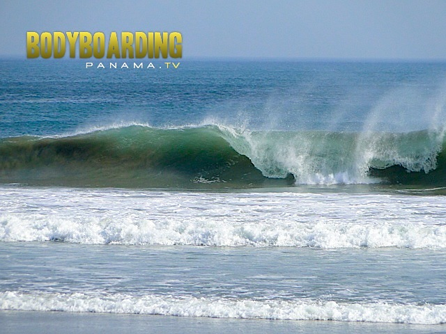 Destiladeros surf break