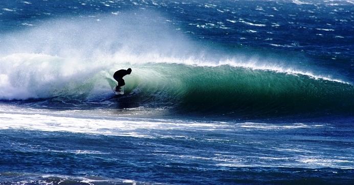 Banzai surf break