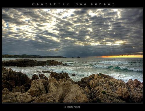 Copacabana surf break