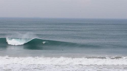 Beacon going off, 13th Beach-The Beacon