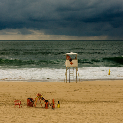Cruz Roja surf break