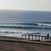 swell bonito, Praia do Amado