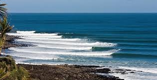 Raglan-Indicators surf break
