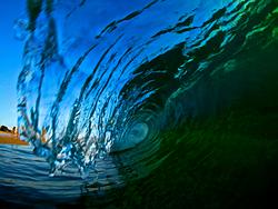 Waterfall, Sandy Beach photo