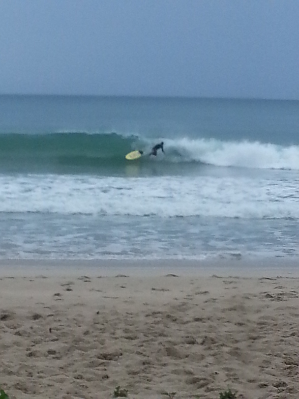 Need to be faster ,but at least your flying., Kudat (Pantai Kosuhui)