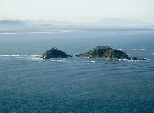 Ilha das Palmas, Ilhas das Palmas