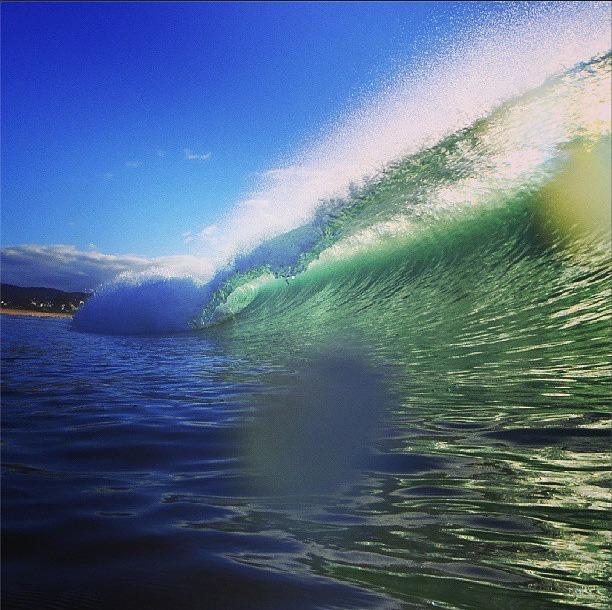 Terrigal Haven surf break
