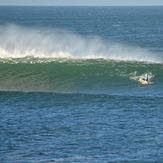Strong offshore on outer left, EaskyLeft