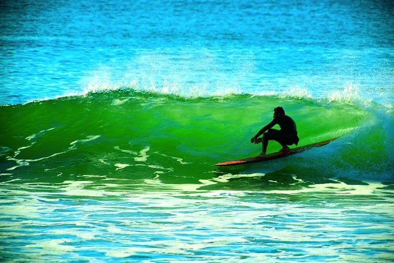 San Onofre surf break