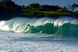 The Bay, Waimea Bay/Pinballs photo