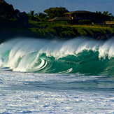 The Bay, Waimea Bay/Pinballs