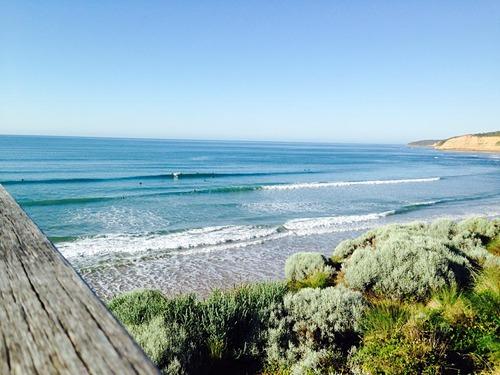 Clean 2ft Surf, Jan Juc