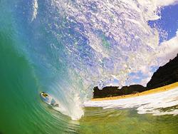 New Year's at The Bay, Waimea Bay/Pinballs photo