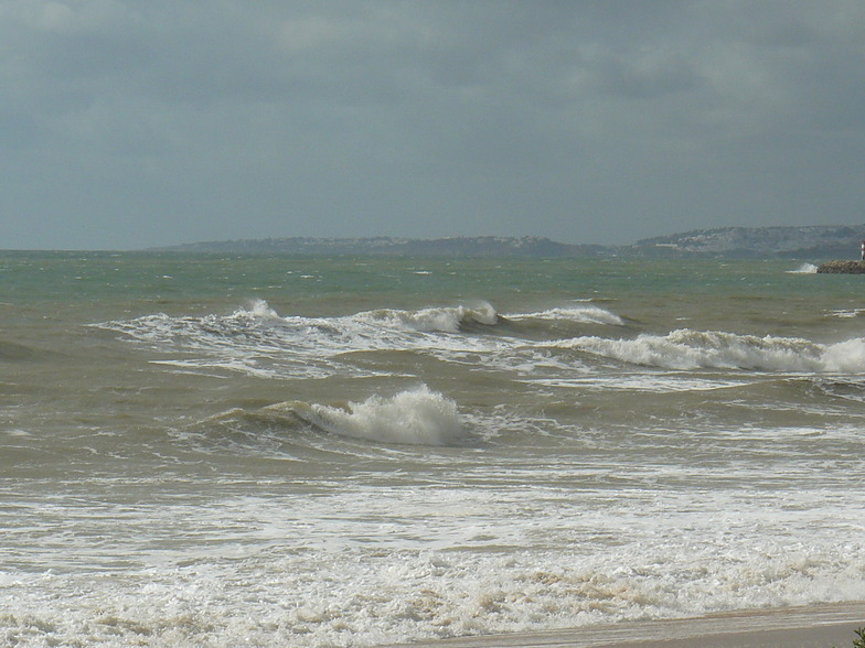Forte Novo surf break