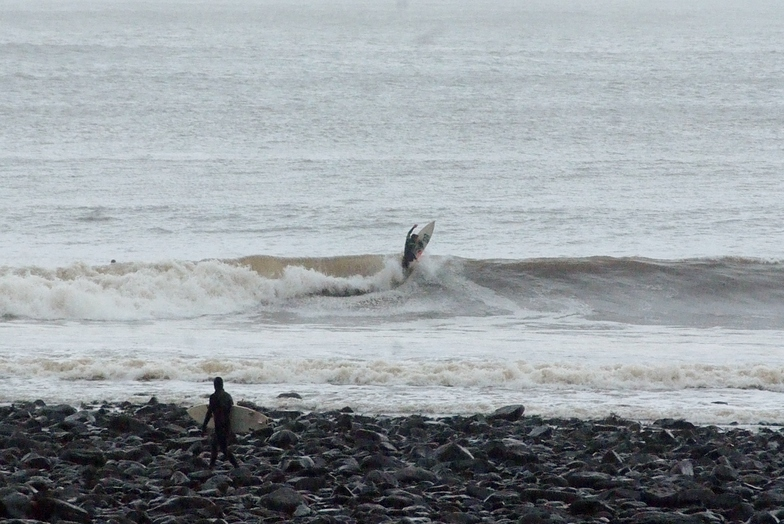 New Years Day 2014, Lynmouth