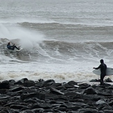 New Years Day Surf at Lynmouth