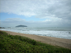 Praia do Quilombo photo