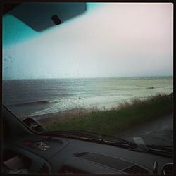 sands end little peeler, Sandsend Bay photo