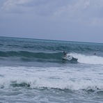 Fun wave for all surfer, Tioman Island