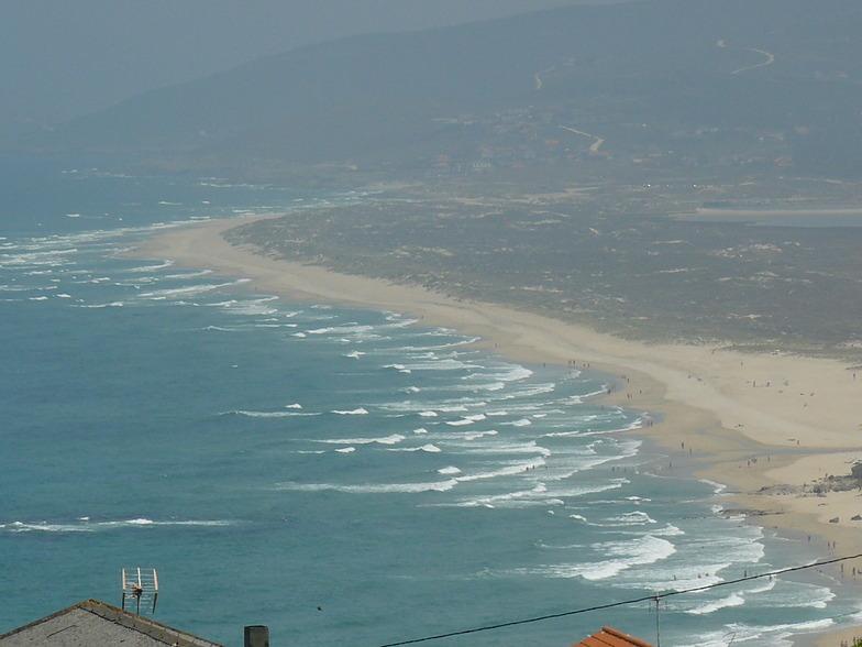 Playa de Razo break guide