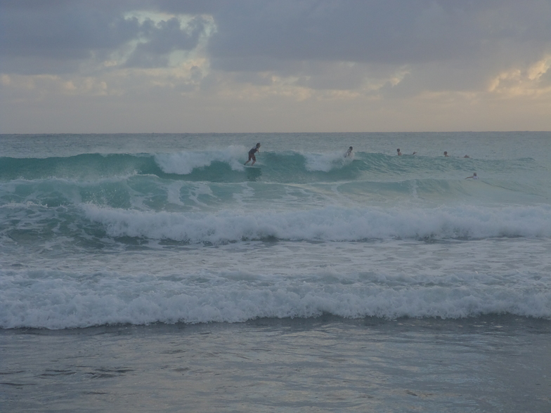 surfer, Freights