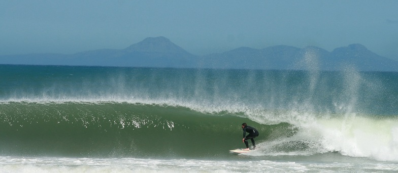Pringle Bay surf break
