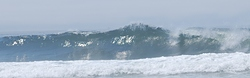 Nice waves, Chadbourne Gulch photo