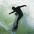 Slot Snap, Steamer Lane-The Slot