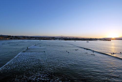 Sunrise at Cowells, Cowells Cove
