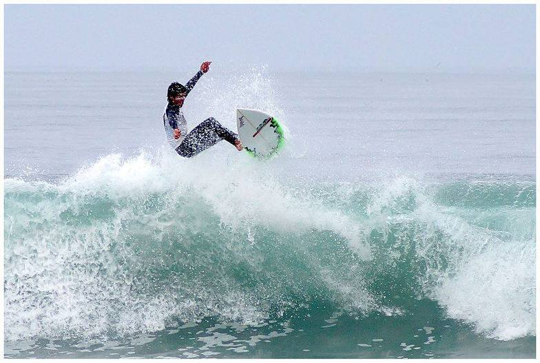 Rosarito surf break