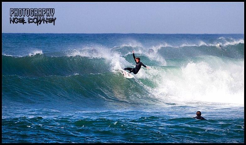 Peggys surf break