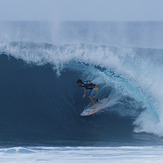 Backdoor screamer, Banzai Pipeline and Backdoor