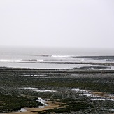 Low Tide west of Gileston